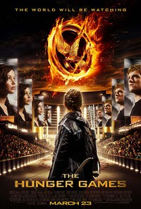 The Hunger Games main cover