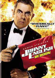 Johnny English Reborn main cover
