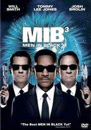 Men in Black III main cover