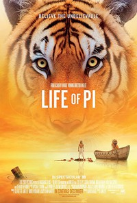 Life of Pi main cover