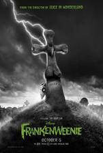 frankenweenie movie cover