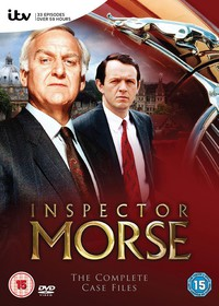 Inspector Morse movie cover
