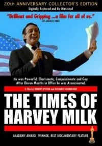 The Times of Harvey Milk main cover
