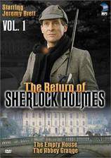 the_return_of_sherlock_holmes movie cover