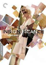 insignificance movie cover
