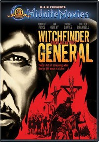 Matthew Hopkins: Witchfinder General main cover