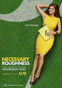 Necessary Roughness movie cover