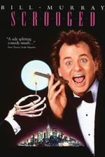 scrooged movie cover