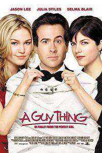 A Guy Thing main cover