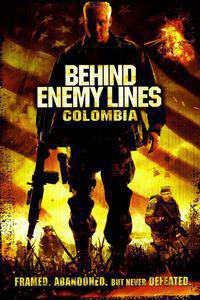 Behind Enemy Lines: Colombia main cover