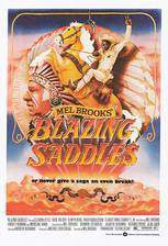 blazing_saddles movie cover