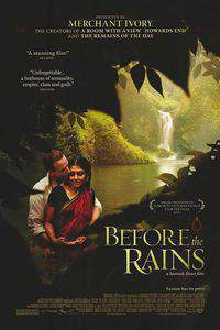 Before the Rains main cover
