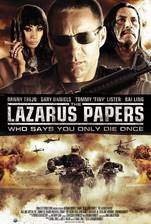 the_lazarus_papers movie cover