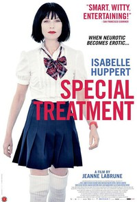 Special Treatment main cover