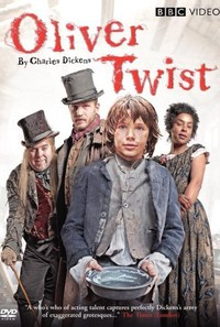 Oliver Twist movie cover