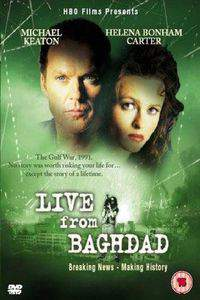 Live from Baghdad main cover