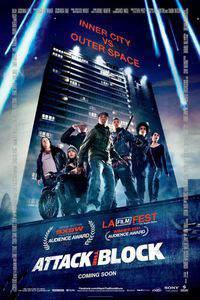 Attack the Block main cover