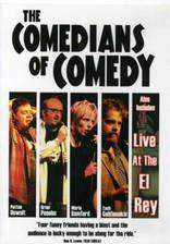 the_comedians_of_comedy_live_at_the_el_rey movie cover