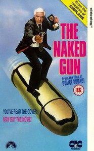 The Naked Gun: From the Files of Police Squad! main cover