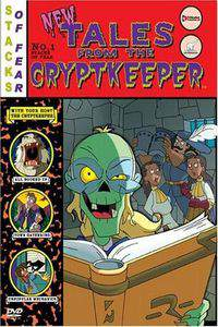 Tales from the Cryptkeeper movie cover