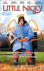 Little Nicky main cover