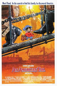 An American Tail main cover