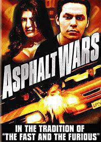 Asphalt Wars main cover