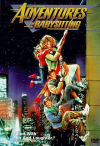 Adventures in Babysitting main cover