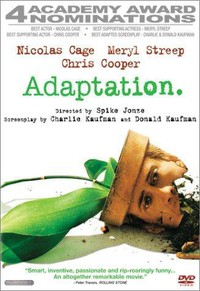 Adaptation. main cover