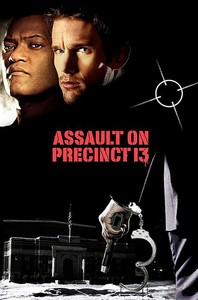 Assault on Precinct 13 main cover