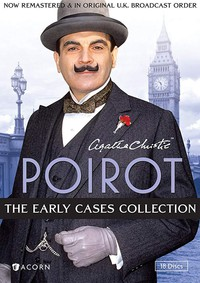 Agatha Christie's Poirot movie cover