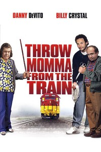 Throw Momma from the Train main cover