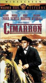 cimarron_1961 movie cover