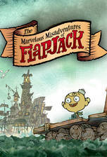 the_marvelous_misadventures_of_flapjack movie cover