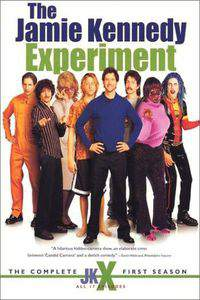 The Jamie Kennedy Experiment movie cover