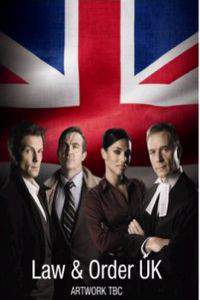 Law & Order: UK movie cover