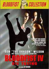 bloodfist_iv_die_trying movie cover