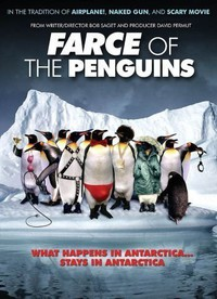 Farce of the Penguins main cover