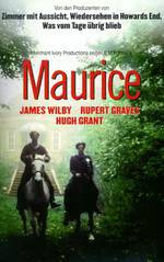 maurice movie cover