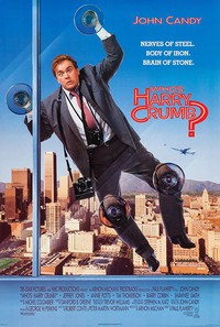 Who's Harry Crumb? main cover
