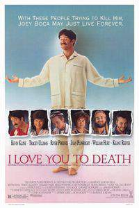 I Love You to Death main cover