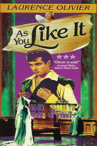 As You Like It main cover