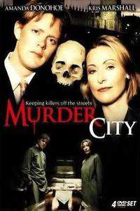 Murder City movie cover