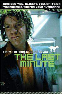 The Last Minute main cover