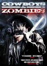 the_dead_and_the_damned_cowboys_zombies movie cover