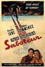 saboteur movie cover