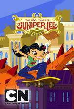 the_life_and_times_of_juniper_lee movie cover