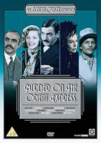 Murder on the Orient Express main cover