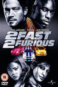 2 Fast 2 Furious main cover