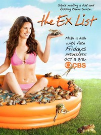 The Ex List movie cover